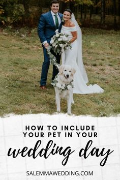 How to include your pet in your wedding day ft. For the Love of Paws! Check out with the experts have to say at salemmawedding.com #salem #salemma #salemmass #salemmassachusetts #salemmawedding #wedding #weddinginspo Best Vacations, Vacation Trips, Salem Mass, Best Places To Travel, Travel Inspiration, Travel Ideas, Engagement Shoots, Animal Pictures, Travel Photos