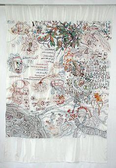 Anna Torma - Embroidery Artist