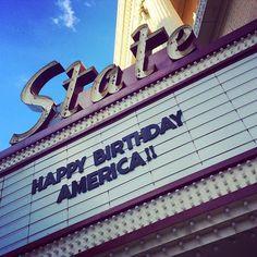Happy Birthday America !!