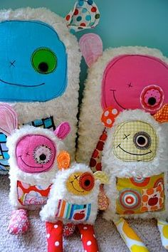 sooo cute.. I think I could make these