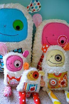 sooo cute.. I think I could make these