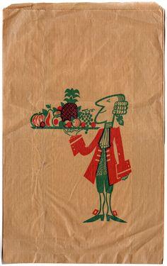 Les poches pour fruits et légumes