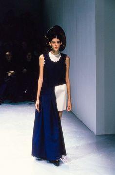 Comme des Garçons Spring 1999 Ready-to-Wear Collection Photos - Vogue