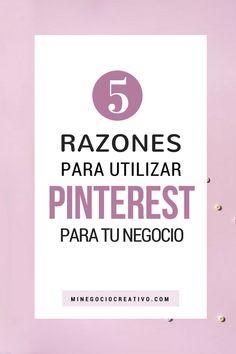 EMPEZANDO MI NEGOCIO: 5 razones para utilizar Pinterest para tu negocio | Marketing Tips | Pinterest Tips | Pinterest Marketing | Pinterest Marketing for Bloggers | #pinterestmarketing #pinterestespañol #emprendedores #marketing #artesania