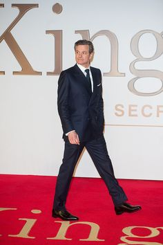 Colin Firth 'Kingsman: The Secret Service' UK film premiere