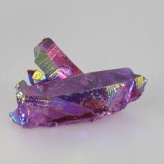 'Ultra' Aura Quartz Healing Crystal ~35mm