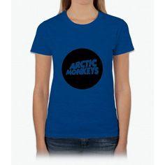 Arctic Monkeys Womens T-Shirt