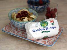 Colazione vincente: Stracchino allo yogurt e muesli croccante