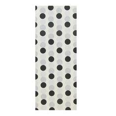Black & White Polka Dot Tissue Paper | Shop Hobby Lobby