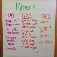 Teaching with The Mitten by Jan Brett