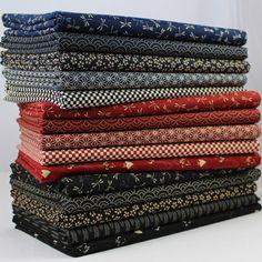 SB Nihon-no Japanese Cotton Fabric Japanese Quilt Patterns, Japanese Patchwork, Japanese Quilts, Japanese Textiles, Japanese Cotton, Japanese Fabric, Patchwork Fabric, Fabric Scraps, Patchwork Ideas