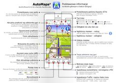 AutoMapa Polska i Europa dla iPhone aktualizacja 7.2 #AktualizacjaAutomapy, #AutoMapa, #IOS, #Nawigacja, #dobreProgramy