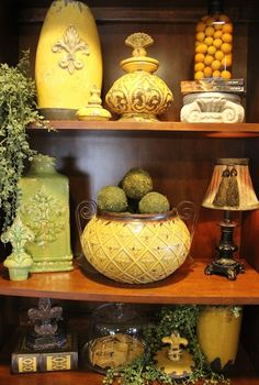 Savvy Seasons /Tuscan decor