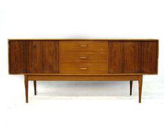 Uniflex Sideboard :1960's furniture