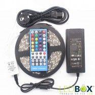 KIT BANDA SMD RGBW IP65