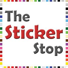 Browse unique items from TheStickerStop on Etsy, a global marketplace of handmade, vintage and creative goods.
