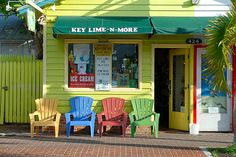 key lime store in key west
