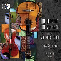 Mauro Giuliani - Giuliani: Italian in Vienna: Duos by Mauro Giuliani