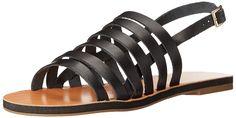 BC Footwear Women's Teacup Dress Sandal ^^ Review more details here : Women's Flats Sandals