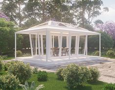 New Work, Gazebo, Behance, Outdoor Structures, Gallery, Check, Kiosk, Roof Rack, Pavilion
