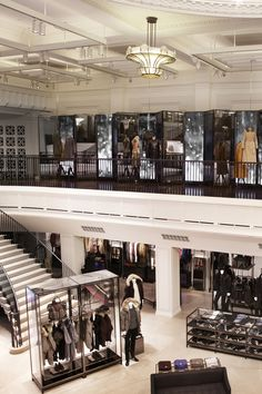 Retail Design | Store Interiors | Shop Design | Visual Merchandising | Retail Store Interior Design | Inside Burberry 121 Regent Street, London, the new Burberry World Live Flagship