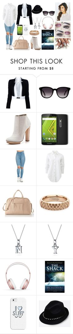 """""""Nana #2"""" by uhumhoney ❤ liked on Polyvore featuring Karl by Karl Lagerfeld, Fendi, Dear Frances, Motorola, rag & bone, Mark & Graham, Vitaly, Bling Jewelry, Beats by Dr. Dre and Casetify"""