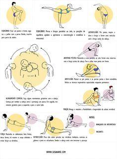 exercícios iniciantes yoga ioga prática exercises