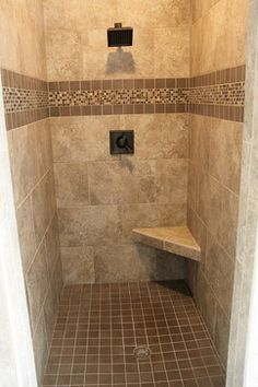 Tile - Shower - traditional - bathroom tile - grand rapids - by DeGraaf Interiors