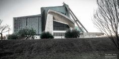 Chiesa dell'Autostrada, Giovanni Michelucci | Fotoreportage di Filippo Poli - TOPIC