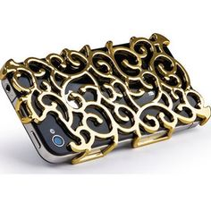 Nouveau Art Case Gold now featured on Fab.