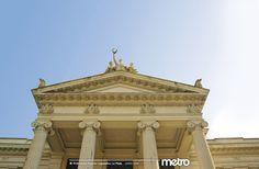 Palacio Legislativo de La Plata  | Metro #199 | Jun 2015