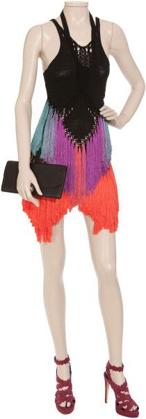 hand made knit dress pinterest | Dresses Mark Fast Dresses