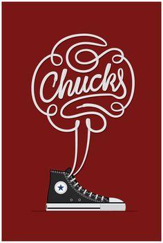 Chucks by Bob Ewing