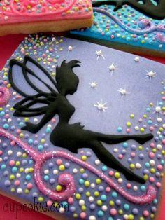 Fairy Cookies -Cupookie