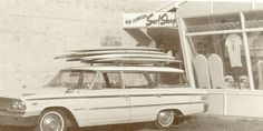 The Jalopy Journal » Blog Archive » Vintage Surf Transportation where are they now @diversesurf