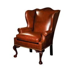 Sherwood Plantation Wing Chair | Seating | Furniture | ScullyandScully.com