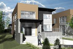 Unifamiliale rue Dickson - Possibilité de construire avec vos propres plans