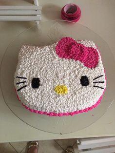 Bolo da Hello Kitty