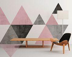 Mid Century Modern Danish Modernist Stickers by homeartstickers