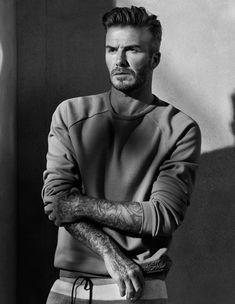 HandM Modern Essentials selected by David Beckham Autumn 2015