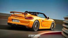 GT3 Spyder Boxster Spyder, Porsche Boxster, Amazon, Car, Vehicles, Cars, Amazons, Automobile, Riding Habit