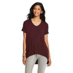 The Drapey Tee from Mossimo Supply Co. @ Target