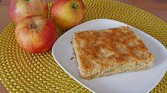 Obst - Blechkuchen - Teigrezept
