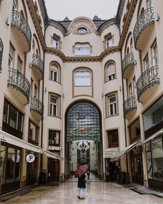 Did you know Oradea has become part of the Art Nouveau Network along with cities such as Barcelona, Vienna, Budapest and Bruxelles? Aesthetic Pictures, Vienna, Budapest, Did You Know, Countries, Art Nouveau, Cities, Barcelona, Street View