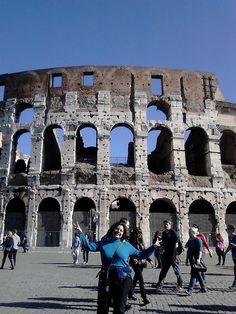 Colosseo en Roma, Lazio