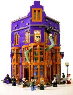 Weasley's Wizarding Wheezes by Joel Baker, 2011.