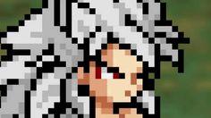 [RE-UPLOAD] DragonBall AF Super Saiyan 3 And 4 Goku Vs Super Saiyan 4 Ve...
