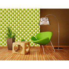Vert juteux sur papier peint - décoration murale que vous ne pouvez pas ignorer #papiers peints #vert #home #decor #papier peint #wallpapers