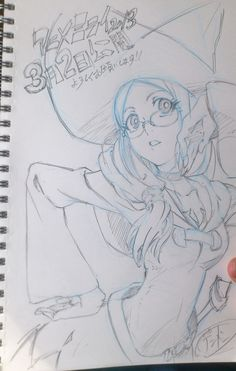 Little Witch Academia  illustrated by Hisao Dendo