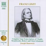 how franz liszt's transcriptions shaped the Beethoven's influence on liszt's music introduction franz liszt was one of the  of the same shaped his work  in the transcriptions of.